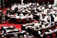 Rajya Sabha adjourned till 2 PM following uproar by opposition