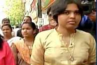 Bhumata Brigade activist Trupti Desai thrashed a man for allegedly breaking marriage promises