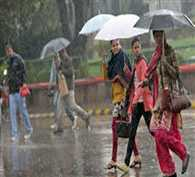 heavy rain in delhi and ncr