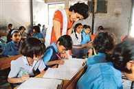 Teachers took job next day backs from schools