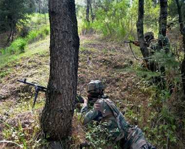 Ceasefire violations: pak again heavy firing on indian side