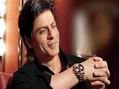Shahrukh is ambassador of Interpol's Turn back crime campaign