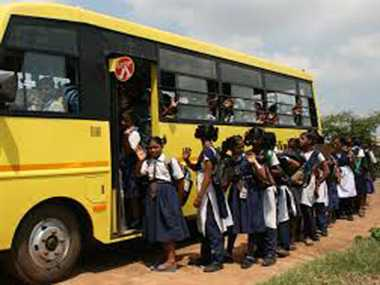 High Court asked , Why not transgender deployed in school buses
