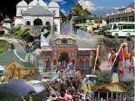 Badrinath Highway Block, Kedarnath Road Open