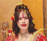 What it is spreading obscenity case against Radhe Maa ?