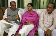 NDA government must be form in UP for allround development