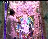 Hanuman temple in Vadodara decorated with Rs. 11 lakh currency notes