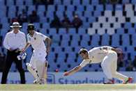 South Africa makes a strong start in second test match