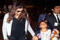 Sushmita Sen celebrates daughter Alisah 7th birthday
