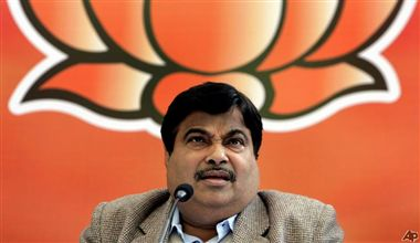 nitin gadkari may again be the state president