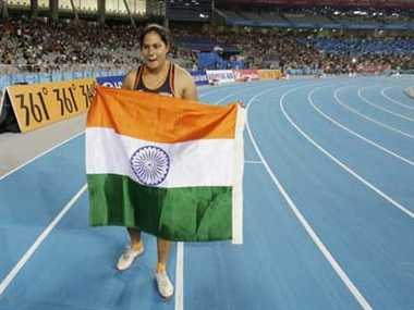Indian Athletics have a great day with four medals
