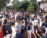 Kashmiri student shouted anti-India slogans in Udaipur college