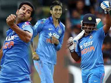These players will play against Sri Lanka for the first time