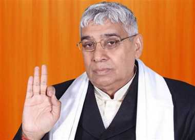 Rampal's blessing , required for marriage