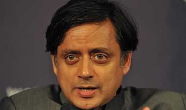 shashi tharoor comment on BJP MP