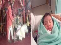 People Acting Of Raja Janak In Ramlila For Child