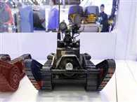 China says Robot cast be used to counter the terrorist