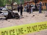 21 killed by suicide bomber in Nigeria