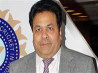 If our Govt. permits, only then we'll play: Rajiv Shukla