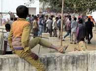 Heavy violence in UP panchayat election voting, Four killed
