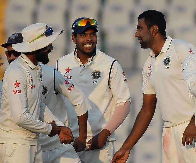 Ashwin and Jadeja favourites for day four of Mohali test