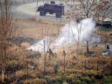 fifty seven terrorists killed in pakistan