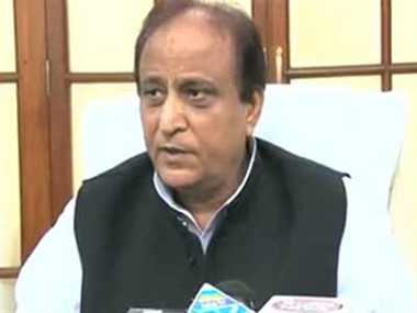 RSS Conspires for civil war, says Azam