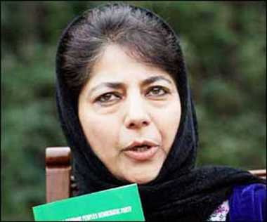 No compromise on interest of state, says Mehbooba