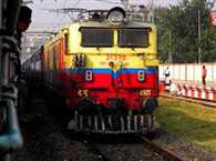 Robbery in Pataliputra Express