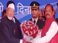 raghubar das sworn as a chief minister of jharkhand