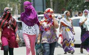 गर्मी का कहर, अहमदाबाद में 42 डिग्री पहुंचा पारा