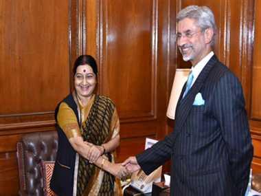 S.Jaishankar made new Foreign Secretary