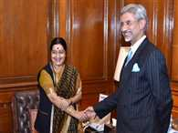S.Jaishankar made new Foreign Secretary