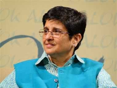 Kiran Bedi has two voter ID cards