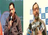 BJP asks five questions to AAP