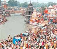 Ardh Kumbh preparations