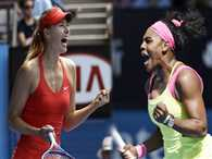 Maria Sharapova and Serena to tussle in final of Australian Open 2015