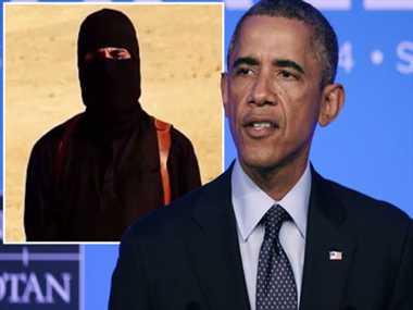 ISIS threaten's to behead Barack Obama