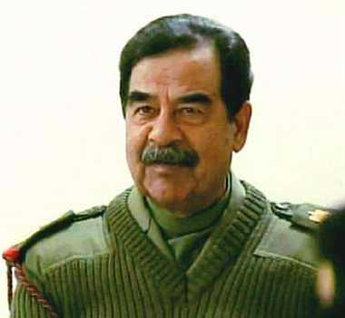 IS blow up nine royal house of saddam