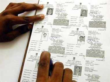 "Delhi Election: 22 per cent Voters ""disappeared"" From Delhi"