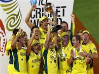 Australia becomes world champion for fifth time