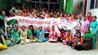 महिलाओं को बताया ग्राम सभा का महत्व