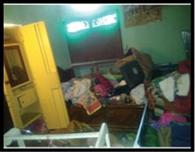 सेमापुर में घर का ताला तोड़ लाखों की चोरी