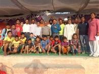 भगत सिंह व शिशु मंदिर ने जीती कबड्डी प्रतियोगिता