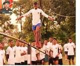 सरहद के प्रहरी बनाने का अजय संकल्प, सेना के लिए तैयार हो रहे युवा