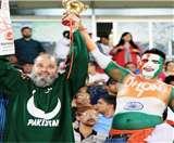 दुबई में भारत-पाक क्रिकेट सीरीज की उम्मीद लेकिन सरकार शायद ही दे अनुमति
