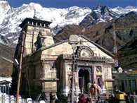 Kedarnath temple is not safe, due to construction of new Ghat near by