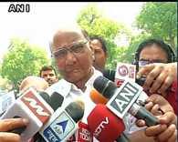 Sharad Pawar said, Nitish is PM material, no one knows Kejriwal