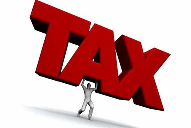 Direct Tax share in economy at decade low