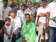 पार्वती पिटाई मामले में भाजपा ने डीजीपी को सौंपा ज्ञापन